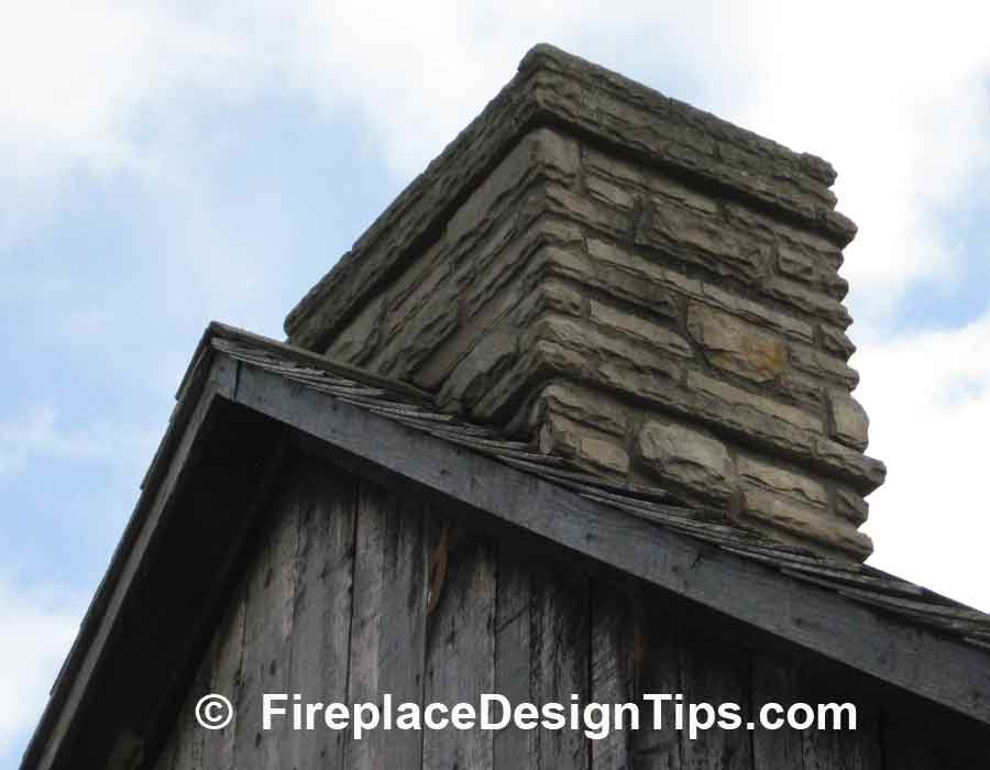 Chimney pictures photos images of chimneys for Stone chimneys