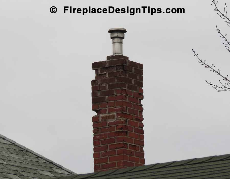 Brick Chimneys: Fireplace Chimney Design