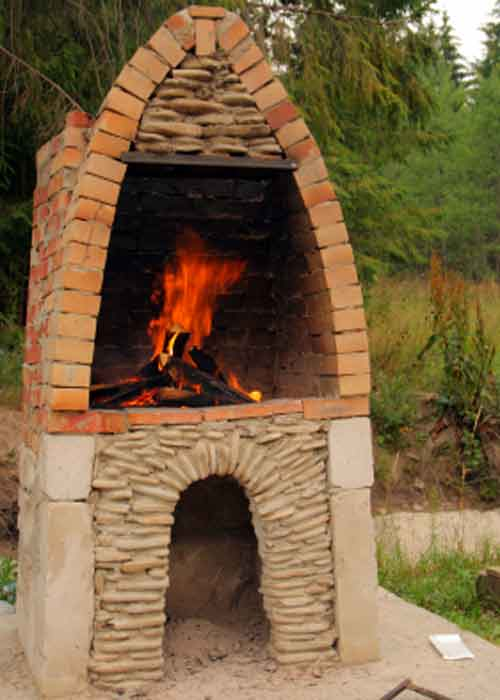 Outdoor Fireplaces 7 Impressive Outdoor Fireplace Design