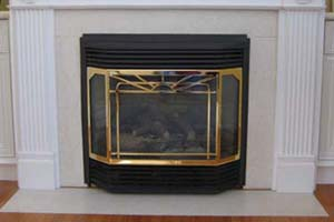 Gas Fireplace Design